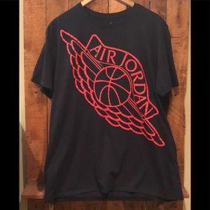 Jordan Air Jordan wings T-shirt. Size XL